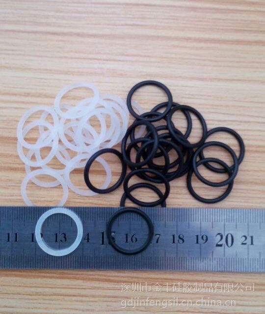 广东线径1.0mm密封O型圈耐高温硅橡胶密封件