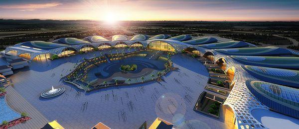 昆明滇池国际会展中心