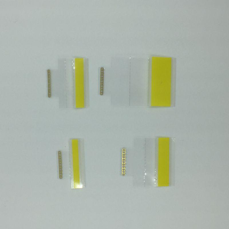 带铜扣接料带在生产中怎么接料
