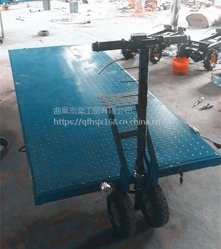 绛县 电动运输车,电动建筑手推车