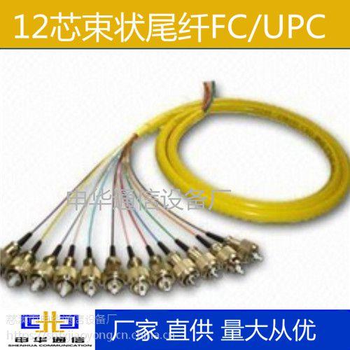 12芯束状尾纤FC/APC FC/UPC
