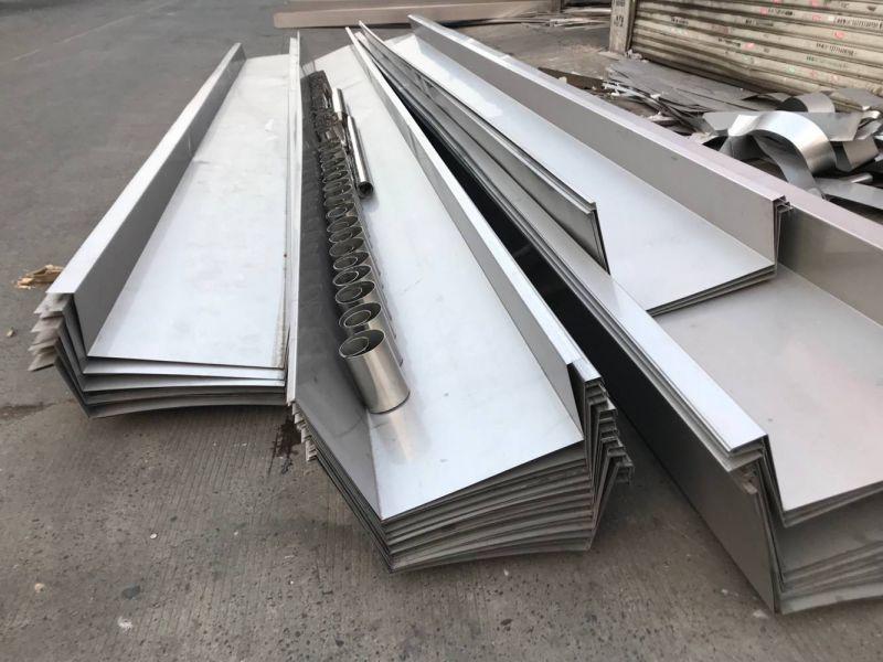 无锡超长超宽不锈钢天沟加工