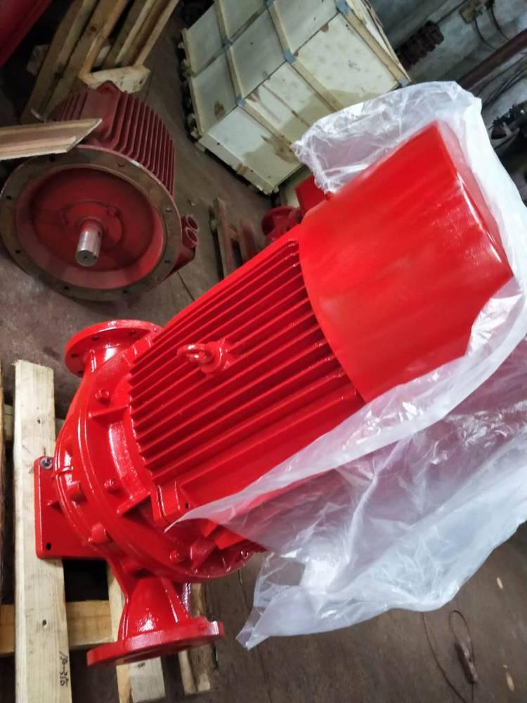 立式消防加压泵专业生产