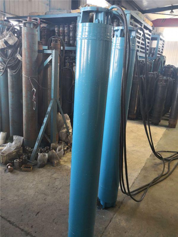 高扬程温泉井用潜水泵_小直径深井潜水泵_热水井用潜水泵