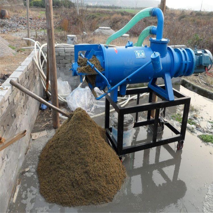 猪粪脱水干湿分离机粪便固液分离机畜牧养殖环保设备