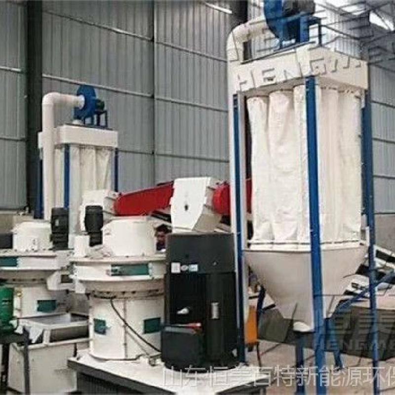 木屑颗粒机 秸秆成型机 大型生产线颗粒设备 厂家直销模具压轮