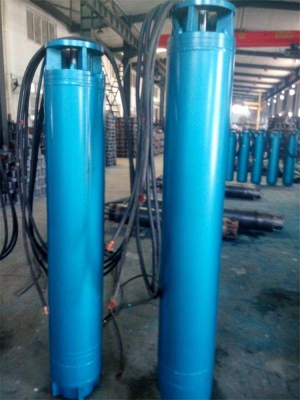 热水QJR深井泵_耐高温潜水泵_高扬程小直径深井泵