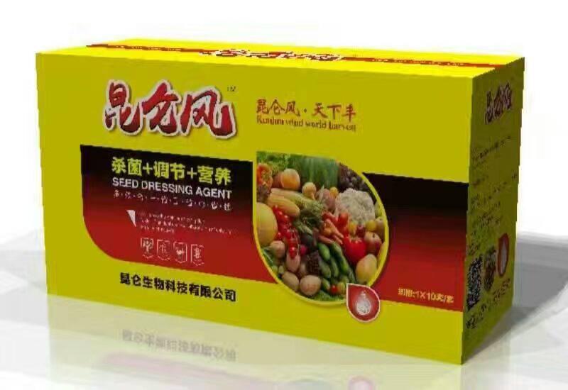 昆仑风·天下丰-作物增产套餐 功能性腐植酸叶面肥