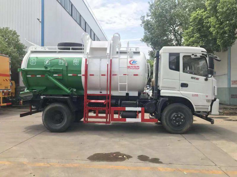 8吨泔水处理车售价