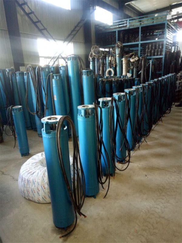 耐高温热水井用潜水泵_小直径高扬程深井泵_热水潜水泵选型