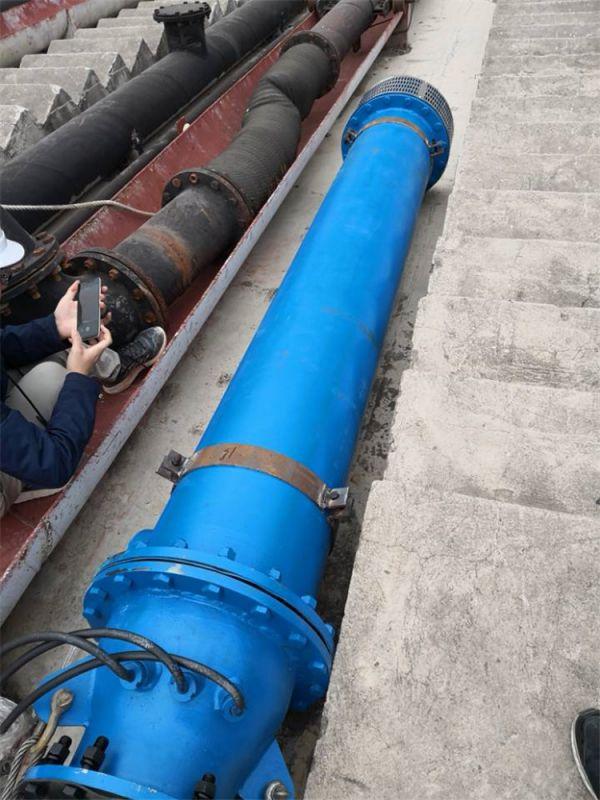 大流量潜水泵_下吸卧用高扬程潜水泵