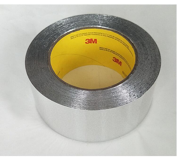 代理3M420铅箔胶带电镀辐射屏蔽防潮 化学铣削X射线屏蔽原装
