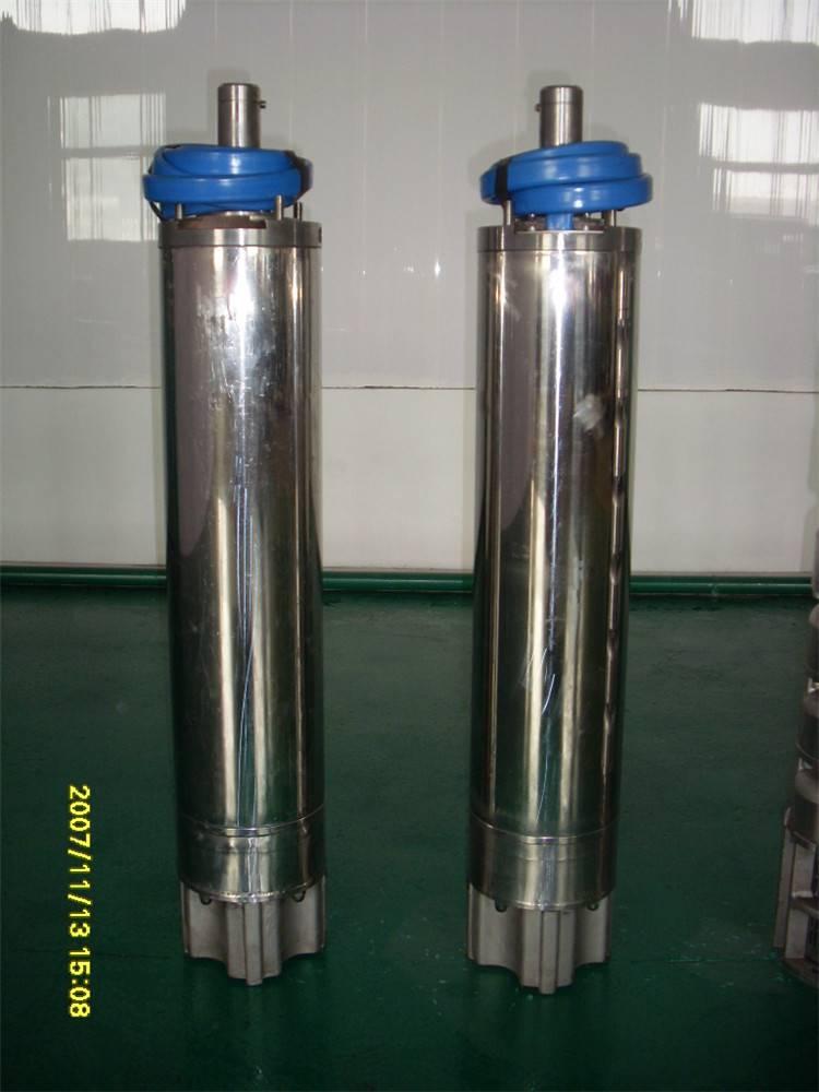 不锈钢潜水泵_温泉井用热水深井泵_小直径高扬程深井泵