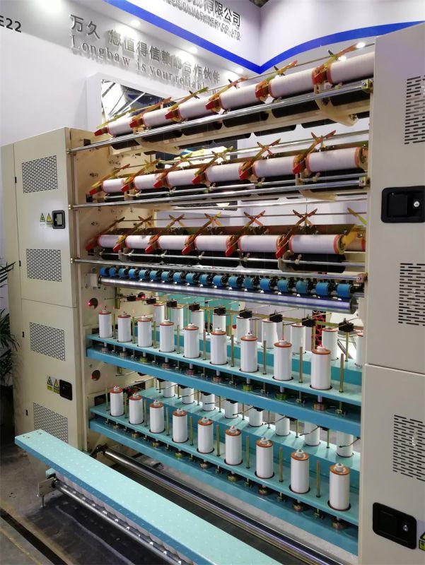 氨纶包覆纱机氨纶包覆丝机 棉纱包覆纱机 尼龙包覆纱机