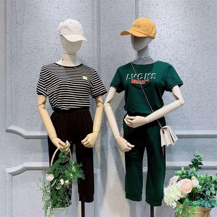 畅销一线品牌 欧时力 冬装 折扣女装品牌 白马十三行沙河批发市场