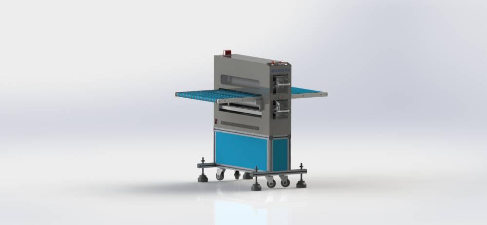 光学膜片清洁机除尘机除静电设备