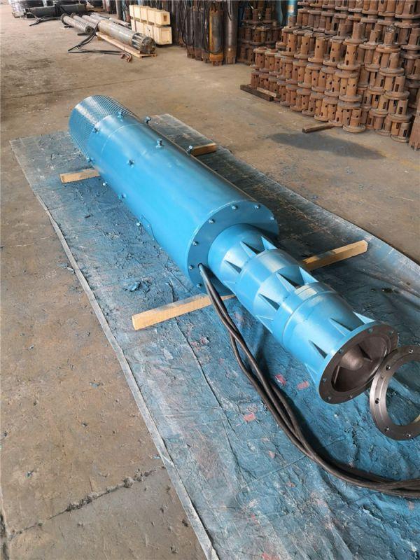 大流量潜水泵_高扬程卧用潜水泵_下吸式高扬程矿用泵