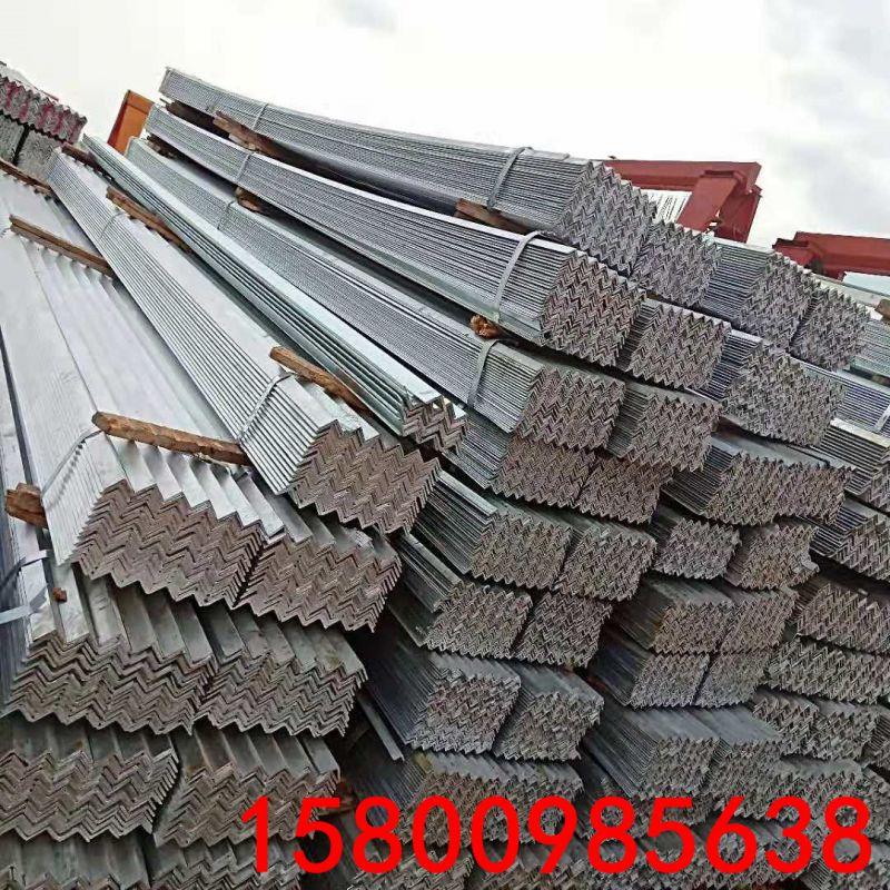镀锌扁铁建筑接地箍铁用 6米耐用防磨唐山热轧角钢
