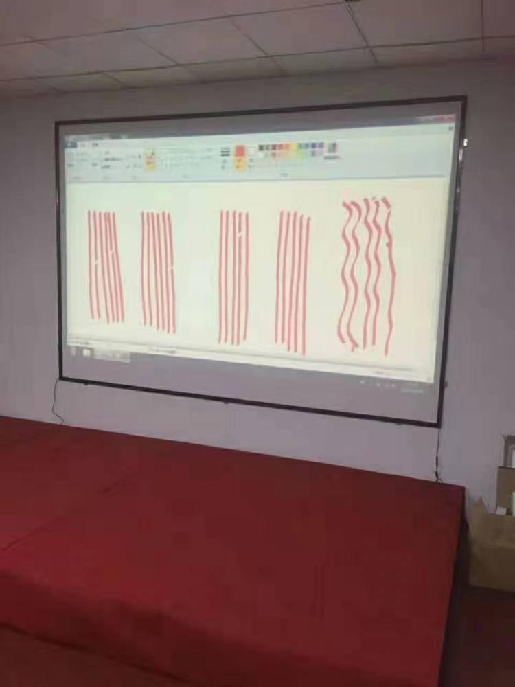 大尺寸红外触摸框/液晶拼接定制触摸框/工程触摸框定做15-500寸 多点触控
