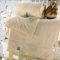 路易卡罗 鄂尔多斯羊绒被 秋冬保暖被 床上用品团购 礼品被