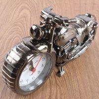 摩托车闹钟外形 创意复古超高档家饰超酷送礼精品 欧式闹钟批发