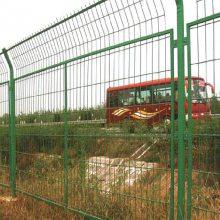 河南铁网围栏 浸塑铁丝网围栏 多种颜色供您选择!