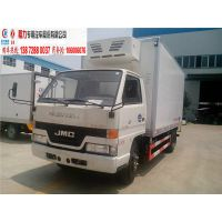 宁波2吨蔬菜冷藏车 厢式冷藏车13872880037