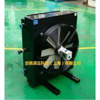 上海剑邑ELH-6-10液压马达驱动风冷式液压油散热器