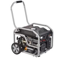 手推式汽油6.5kw汽油发电机