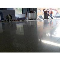 东莞企石金刚砂固化地坪施工--东莞横沥水泥地面翻新--油光晶亮