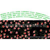 卷筒布匹皮革面材料单双面1.6米幅宽低温数码直喷印花染多色加工
