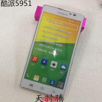 手机模型机批发 酷派5951手机模型 Coolpad 5951电信版展示模型