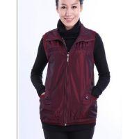 超级保暖中老年冬季爆款毛衣羽绒服净色超低价北京大红门批发