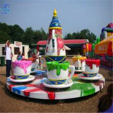 南京三星儿童游乐设备KFB-24人咖啡杯赚钱好项目