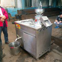 自产自销新型花生豆腐机 2017创业项目 农村家庭中等化致富项目