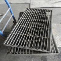 昆山市金聚进排水沟不锈钢格栅盖板制造厂家直销