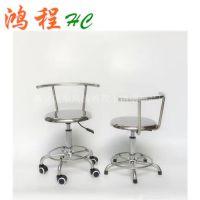 全不锈钢升降凳 304不锈钢圆凳 医药厂 医院 食品厂不锈钢凳子