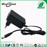 12.6V2A IEC60335家用电器类安全标准 xinsuglobal12.6V2A锂电池充电器