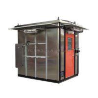 通风型防爆正压柜 Q235钢板材质 IP65户外型防爆正压配电箱