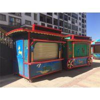 供应品木商业街售货车 食街广场小卖部