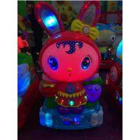 幼儿专用玩具室外摇摇车 超市外面的摇摆机供货商 郑州附近摇摆机摇摇乐厂家
