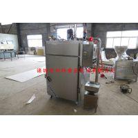 利特生产QZX-100全自动烟熏炉红肠烟熏炉厂家