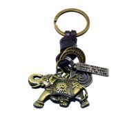 泰国象 节日大象钥匙链 汽车钥匙挂件 标志挂饰 礼品店工艺品 批发代发 欢迎联系