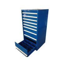 广州市双开门工具存放柜,非标定制加厚储物柜,番禺挂板工具车定制价格