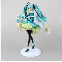 厂家定制手办 日本动漫美女初音未来公主miku优质版二次元周边成人模型摆件PVC材质