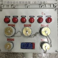 铝合金材质 施耐德元件BXX51防爆动力检修箱 防爆检修电源箱
