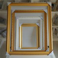 厂家批发 定做实木欧式画框 影楼 白、金各种尺寸 量大从优【弘艺相框厂家】
