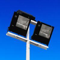 深圳有做12米足球场灯杆么 运动场照明灯安装 灯杆作用好处实实在