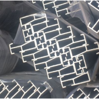 供应北京温室专用铝型材 驱动边铝材 玻璃温室专用铝材 驱幕铝型材