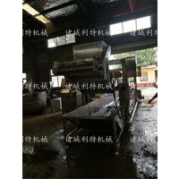 黄桃预煮机 黄桃加工设备 黄桃预煮冷却生产线多少钱